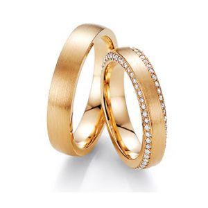 Juwelier Hermeier Produkt: Trauringe