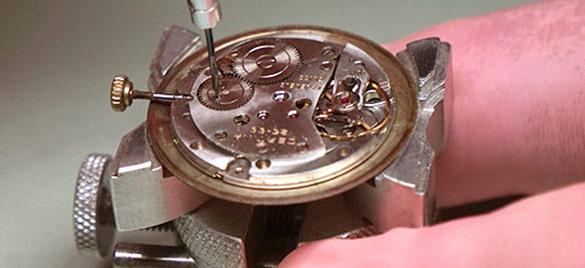 Juwelier Hermeier Werkstatt
