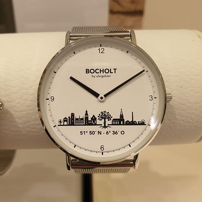 Bocholt Sykline Uhr