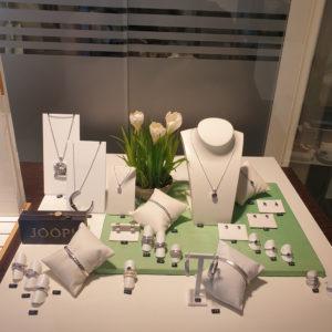 Juwelier Hermeier Schaufenster-Shopping